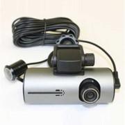 Видеорегистратор Subini DVR-P6,  2 камеры