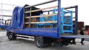 Доставка груза 1-21 тонна