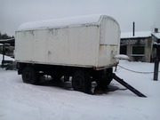 Прицеп фургон на 3 тонны