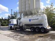 Доставка цемента цементовозами до 35тонн