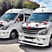 Аренда микроавтобусов с водителем. Свадьбы,  экскурсии,  трансфер.