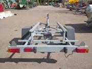 Прицеп БЕЛАЗ 8902 для транспортирования лодок